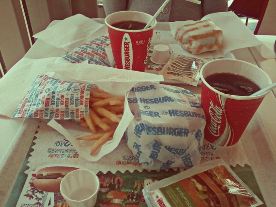 Instagram: We love Hesburger
